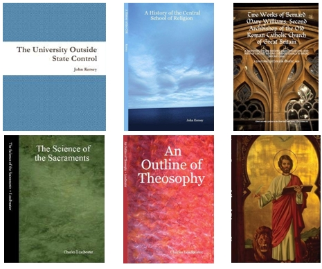 Books by John Kersey available from European-American University Press