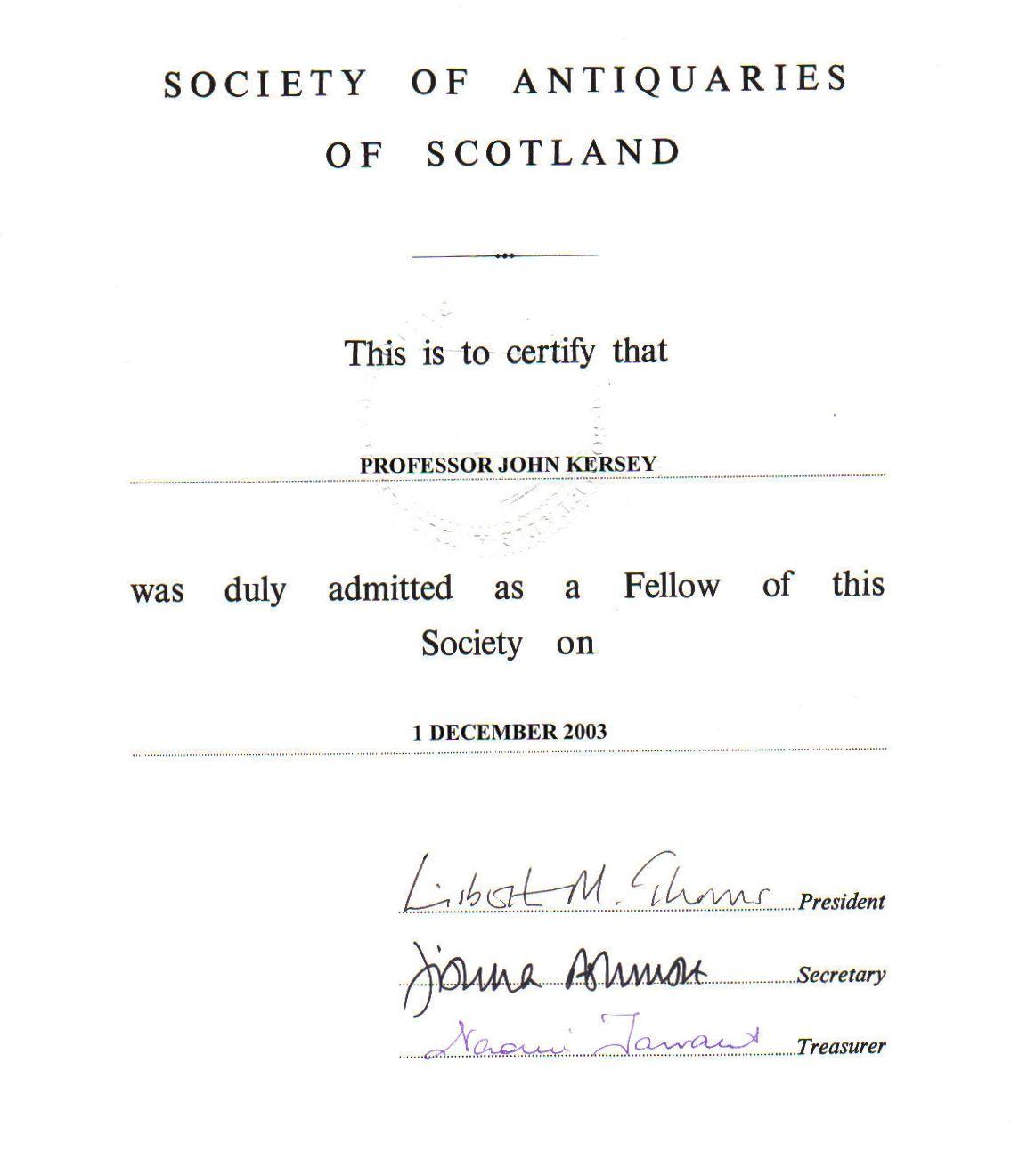 FSA Scot